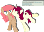 Ask Toot-Sweets : Reply 1 by xMi-Ichigox