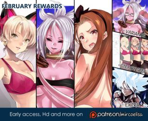 February rewards preview by Yo--Nashi