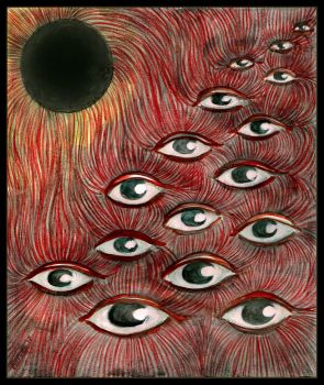 Eyes from the Sun by offermoord