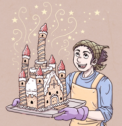 Candy Castle 101... by Lizzy23