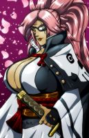 -Baiken- colors by JP by Dualmask