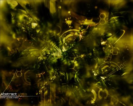 Abstract Virus by ultimacey