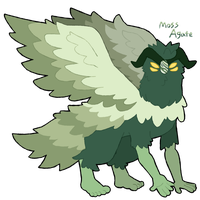 SU Corrupt Moss Agate Paypal Adopt (CLOSED) by swirlygerm