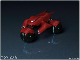 Toy Car by lycorda