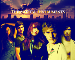 Mortal Instruments Wallapaper by INVINCIBLE-BTS