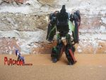 transformers customs gobots : turbo by puticron