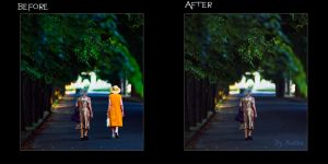 before after old people by aeli9