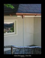 Chain Downspout - Close Shot by viper007bond