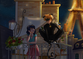 MariChat 02-02-16 by Luciand29