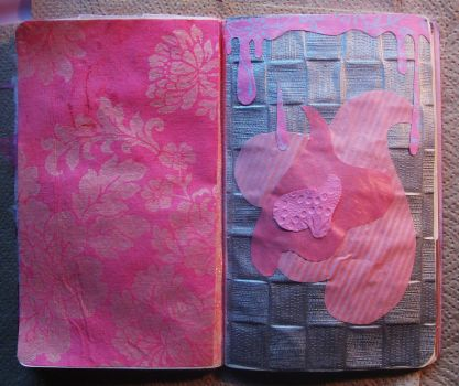 Sketchbook Project 7 by meiastar