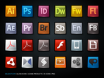 Gloss: Adobe Products by deleket
