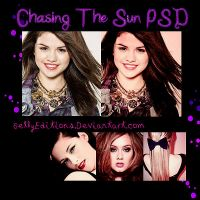 Chasing The Sun PSD by SellyEditions