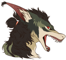 toothy by howff