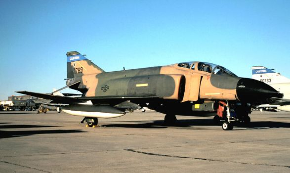 F-4D in 'Wraparound' No. 3 by F16CrewChief