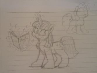 My My Little Pony Drawing by joaoppereiraus