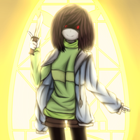 Undertale|Chara by LZMK