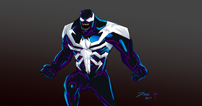 Day 296-Venom 2 by Dan21Almeida95
