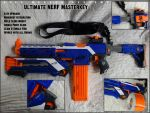 Ultimate NERF Masterkey by MarcWF