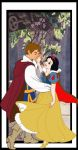 SNOW WHITE AND THE SEVEN DWARFS by Rob32