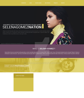 SELENAGOMEZNATION | Ordered Layout by lenkamason