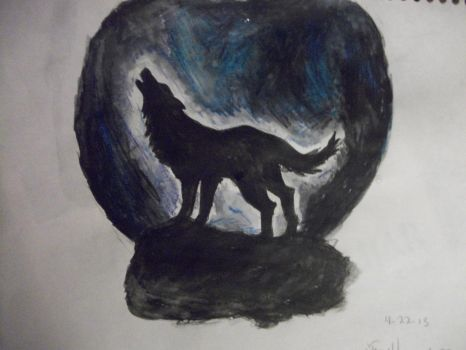 Howling Creature by miamary123456