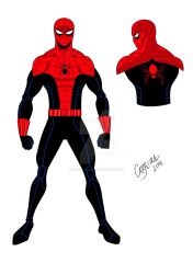 Spider-man new outfit! by marciocabreira