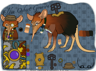 Elden Reference Sheet by sweetzephyros
