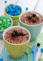 Yummiest Mocha Mousse by theresahelmer