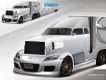 Mazda RX8 Truck by idhuy