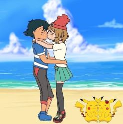 Pokemon Quest: The Date and the Kiss by WillDynamo55