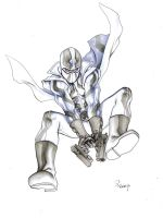 Fantomex by TomRaney