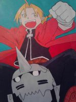Elric Brothers by Angel-of-Alchemy-42
