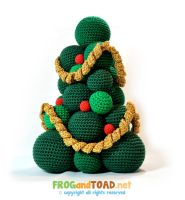 Sapin de Noel - Christmas Tree - FROGandTOAD by FROG-and-TOAD
