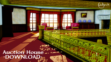 Auction House [MMD] DL by JuleHyrule