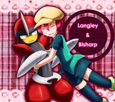 Langley and Bisharp!!