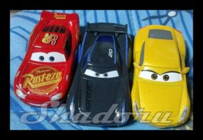 Picture: Cars 3 Diecast. by Shadoru-Flames