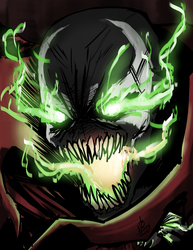 Spawn by ConstantScribbles