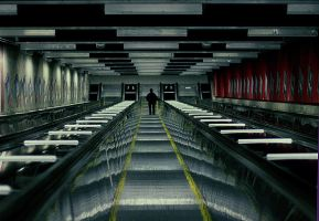 Metro by LonelyPierot