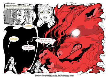 Red Wolf - Page 1 and 2 by Apply-Some-Pressure
