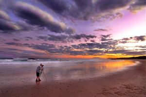 Colourful Photographer by BeauNestor