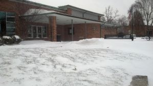 Rossford Public Library on January 2nd by supersysscvi
