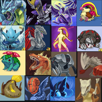 iScribble Pokemon Challenge