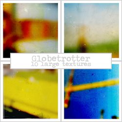 Globetrotter - large textures by yawee