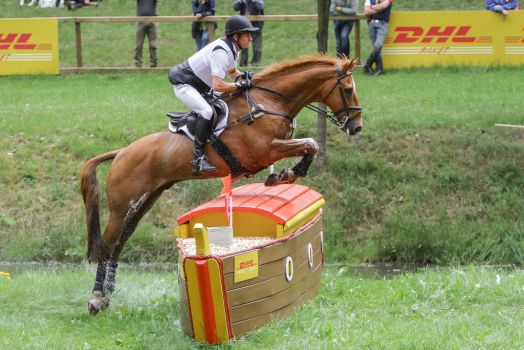 3DE Cross Country Water Obstacle Series XV/8 by LuDa-Stock