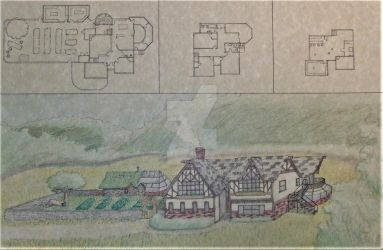 Dream house plans by one-rook