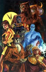 Watchmen by nocturnals23