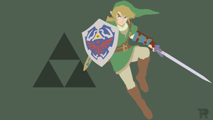 Link [Commission] by turpinator77