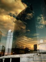 Wall of Glass by jrdnG