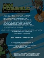 Kim Possible 118 by Comiz-INC