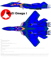 VF-21 Omega 1 by bagera3005